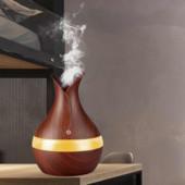 Увлажнитель Humidifier 300 мл с переливающейся подсветкой.цвет случайный