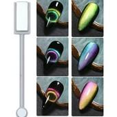Неодимовий двосторонній магніт для гель-лаків Кошаче око♡за бліц ціну приємний подаруночок