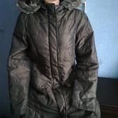 98. Куртка тепла