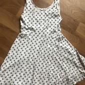 Супер платье с бантиками S M