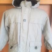 Куртка. термо ветровка, размер 8 лет 128 см, YCC. состояние отличное