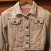 Куртка, пиджак джинсовий р. М, New Look. состояние хорошее