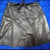 Брендовая юбка под кожу CafeNoir - мега актуальна в этом сезоне.