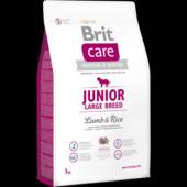 Brit care junior large breed 3кг