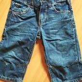 Шорты джинсовые 146рост