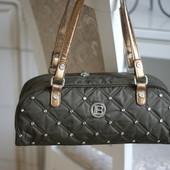Женская сумка Laura Biagiotti ( Лаура Биаджотти ) Италия оригинал , б.у.