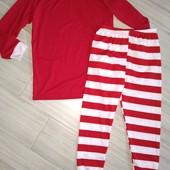 Пижама на 8-9лет смотрите замеры на фото