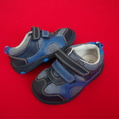 Туфли ботинки Clarks Blue натур кожа 21 размер
