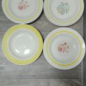 Набор глубоких тарелок 8 шт диаметр 20см