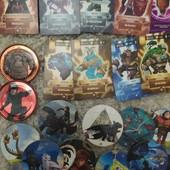 Коллекции карточек Атб Арена и Чипикао