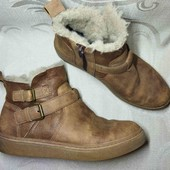 24 см. Стильные ботинки Деми. утеплённые