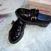 Шикарные туфельки-лоферы девочкам! Модно, стильно, удобно!!