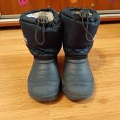 Зимние непромокаемые сапоги 18 см