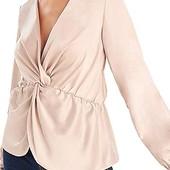 ☘ Лот 1 шт ☘ Шовковиста блуза від Our Heritage (Asos), розмір хL