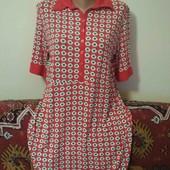 платье пог. 56+