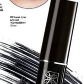 Объемная тушь для ресниц Avon «СуперШок» черная или черно-коричневая, на выбор!!!
