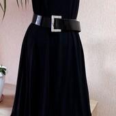Акція❤❤❤ Сукня-майка на королівські форми від Angel