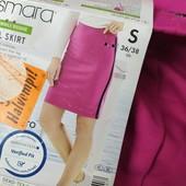 ЕЕ5.Стильная трикотажная юбка esmara германия,