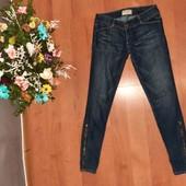 классные джинсы/скини с замочками(смотрите фото и описание)