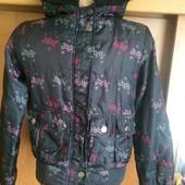 Куртка, весна, размер 12 лет 152 см, Hotspicy NKD. состояние отличное
