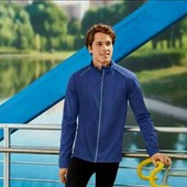 crivit.функциональная спортивная вело куртка Softshell М48/50амеры