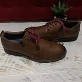 Туфлі із натуральної шкіри,від San Marina,розмір 42,устілка 28,5