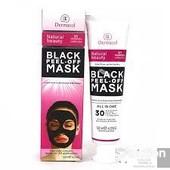 Очищающая черная маска для лица Dermacol
