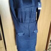 Женский костюм с ангорой, один на выбор. размер 46-48.