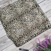 Шелковый леопардовый платок Esprit