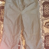 Демисезонные штаны на мальчика 2-4,5года