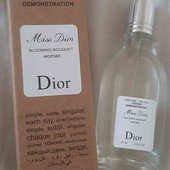 Miss Dior, tester