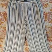 летние укороченные штаны поб. 56