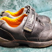 Кожанные кроссовки 21 размер