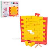 """Деревянная игра """"Wobbling wall"""" - подруга Дженги"""