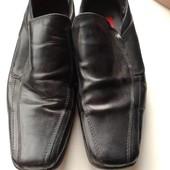 Классные подростковые туфли р.36,стелька-24,смотрите описание