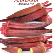 Семена Бамии 3 сорта!Экзотический овощ с целебными свойствами. Лот 1 сорт на выбор.