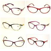 """Дополнение весеннего образа!Стильные имиджевые очки """"Кошечки""""и Лисички с диоптриями плюс+"""