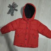 Куртка тёплая Baby Gap на 3-4года.