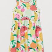 ♥-платье H&М ,размер 4-6 или 8-10, одно на выбор --♥
