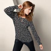 ☘ Красива ніжна блуза від Tchibo (Німеччина), наші розміри: 42-44 (36/38 євро)
