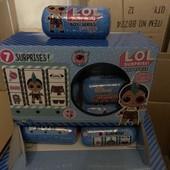 Кукла LOL Boy в капсуле Секретные месседжи.