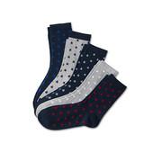 Лот 4 пары!!!! Качественные носочки от Tchibo Германия, размер 35/38