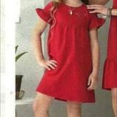 Платье на девочку от young style.польша.размер 110/116.