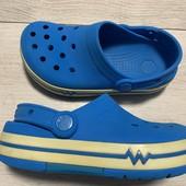 Кроксы Crocs оригинал С 13 стелька 19 см