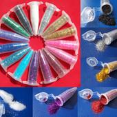 Блеск для ногтей, набор из 15 цветов