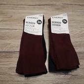 Германия! Мужские высокие носки 6 пар (шт) в лоте размер 39-42
