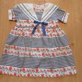Платье Petit coeur состояне отличное