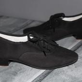 закрытые текстильные туфли на девочку, 20,5 см , мягкие и очень легкие, Англия.