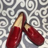 Шикарные, суперкомфортные туфли французского бренда Daniel Hechter. р. 37.