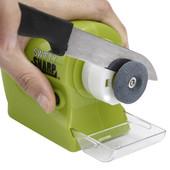 Универсальная беспроводная электроточилка для ножей, ножниц и т.д.